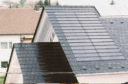 Bipv Roof Integrated Modules